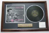 HUMPHREY LYTTLETON-10 inch Jazz LP- Signed by Humphrey